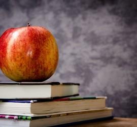 jabłko-szkoła
